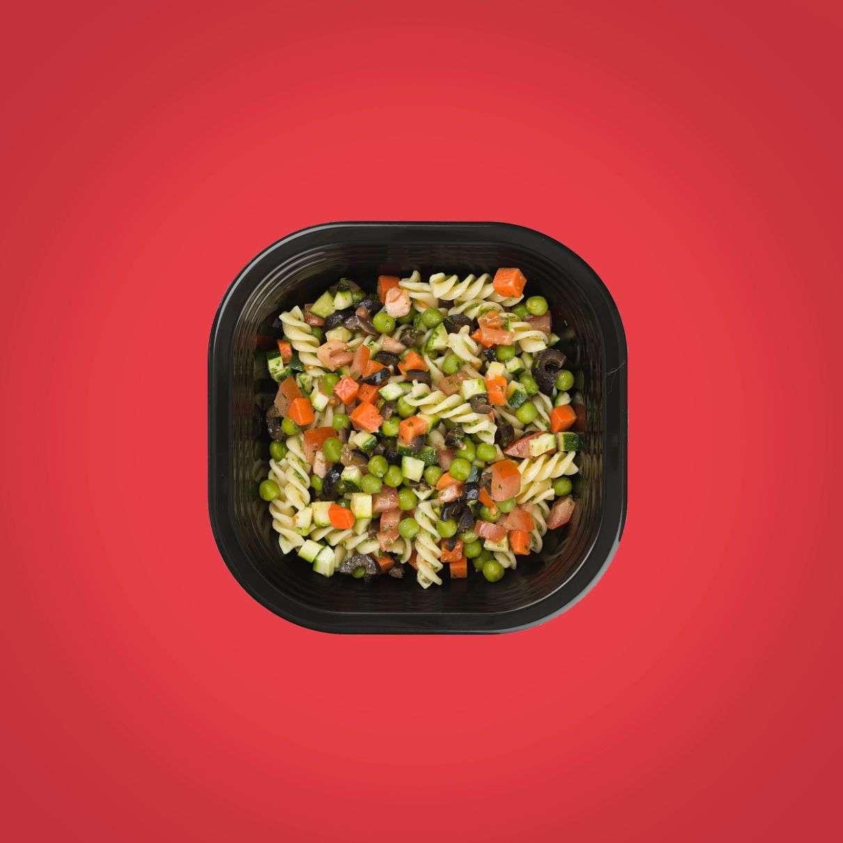 fusilli senza glutine insalata primavera piatti pronti a domicilio