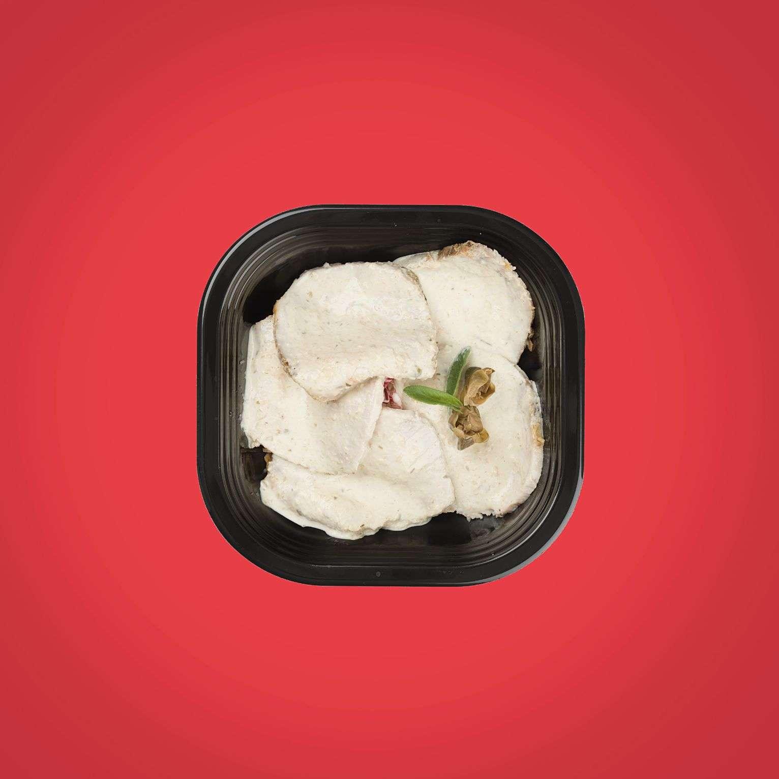 lonza tonnata piatti pronti a domicilio senza glutine