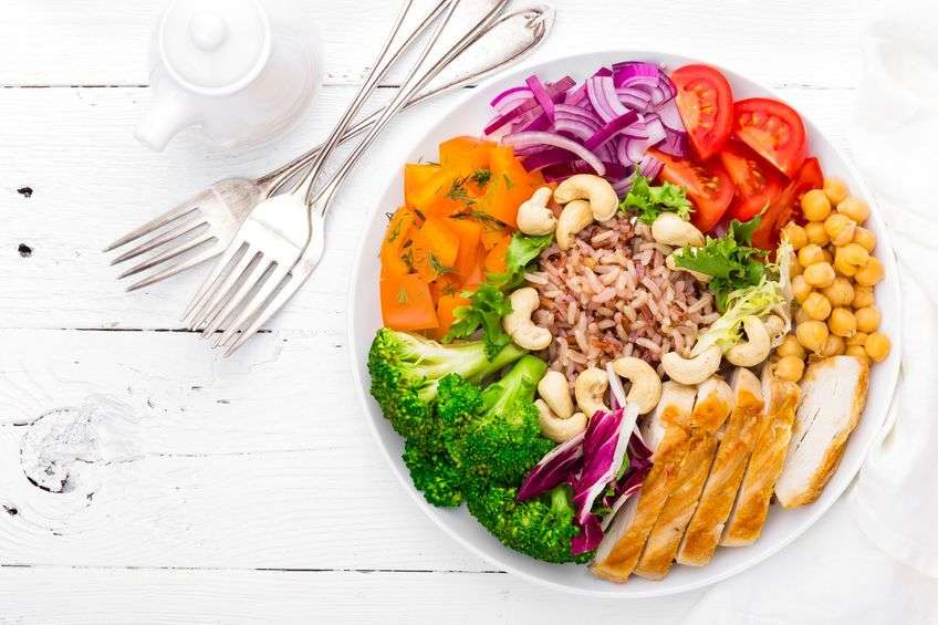 Alimentarsi bene per stare in forma