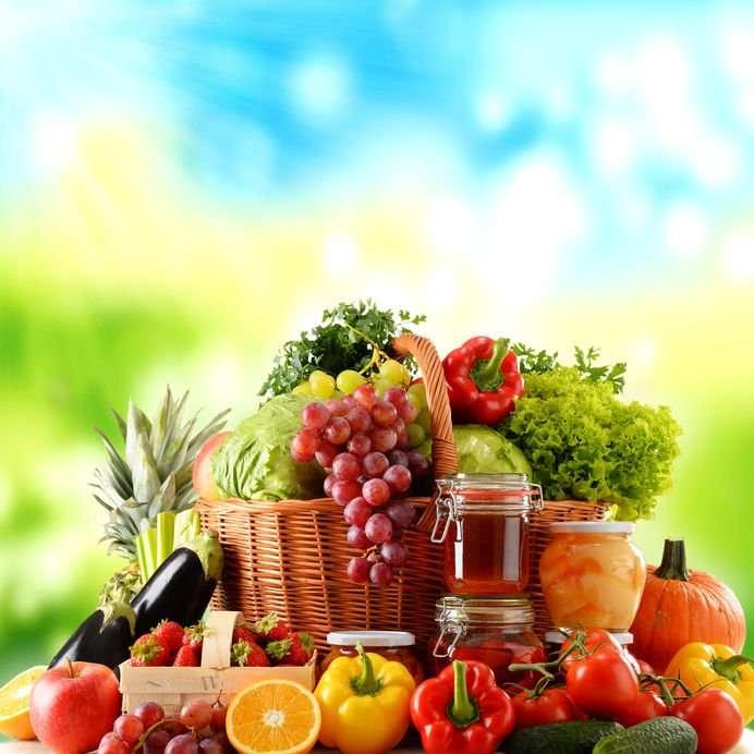 dieta settimanale equilibrata