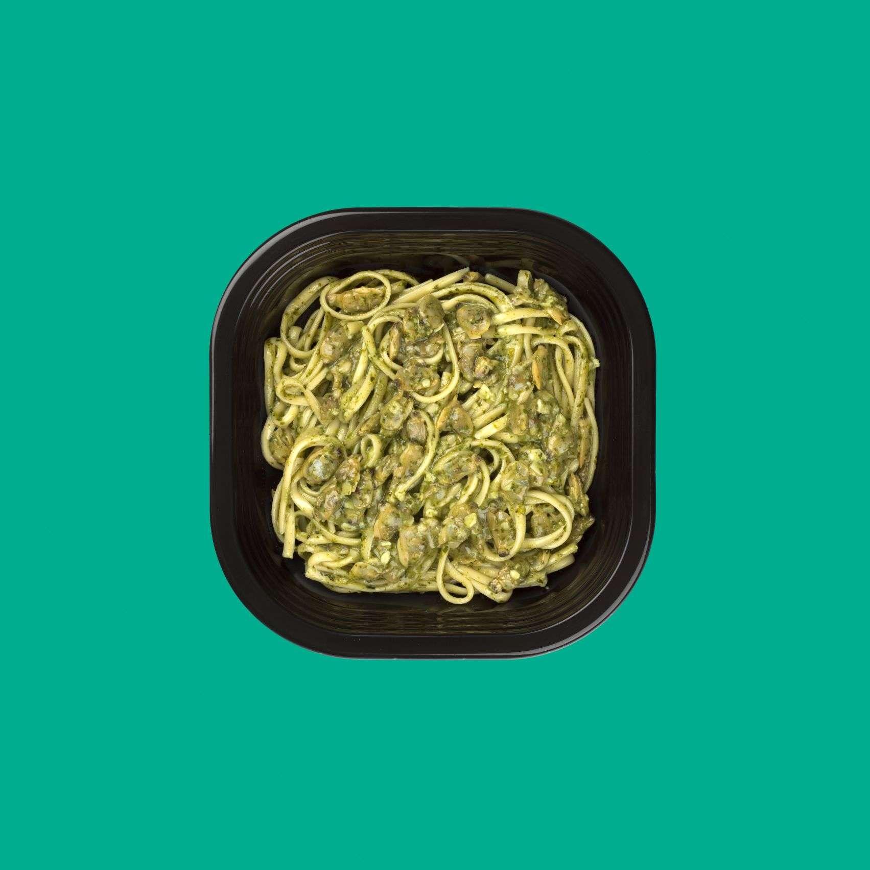 linguine-vongole-spinaci-piatto-pronto