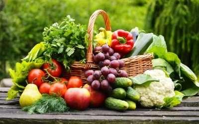Menu settimanale equilibrato: lunedì-domenica in salute