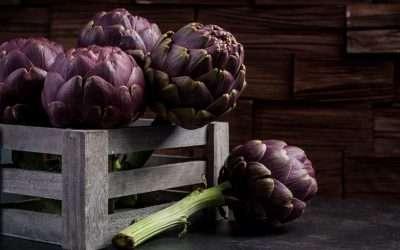 Carciofi violetti, varietà, proprietà e ricette