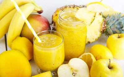 Frutta e verdura di colore giallo: quali sono e stagionalità